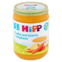 Zupka Hipp jarzynowa z indykiem