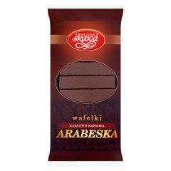 Wafelki Arabeska
