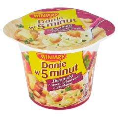 Danie w 5 minut ziemniaki Puree bekonowe