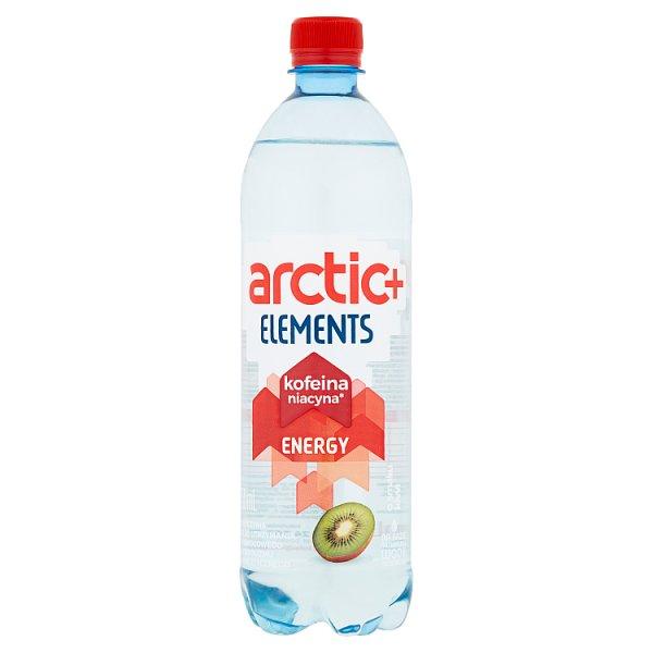 Napój Arctic Plus kiwi+kofeina niegazowany