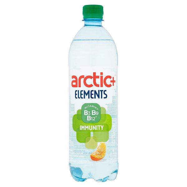 Napój Arctic Plus mandarynka witaminy niegazowany