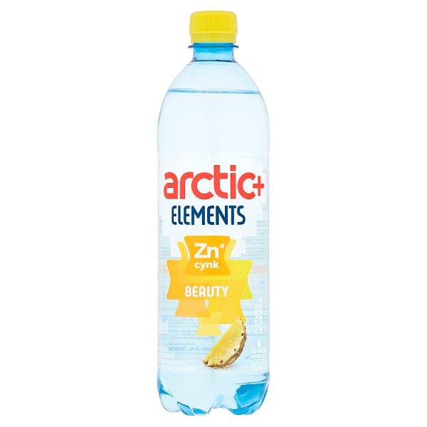 Napój Arctic Plus ananas+cynk niegazowany