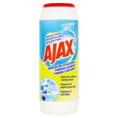 Proszek do czyszczenia ajax cytrynowy.