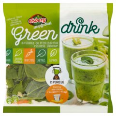 Eisberg mieszanka sałat green drink