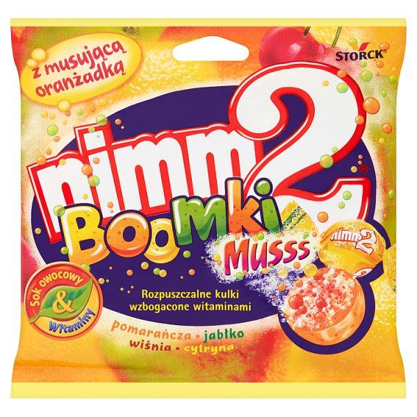 Żelki Nimm2 boomki muss