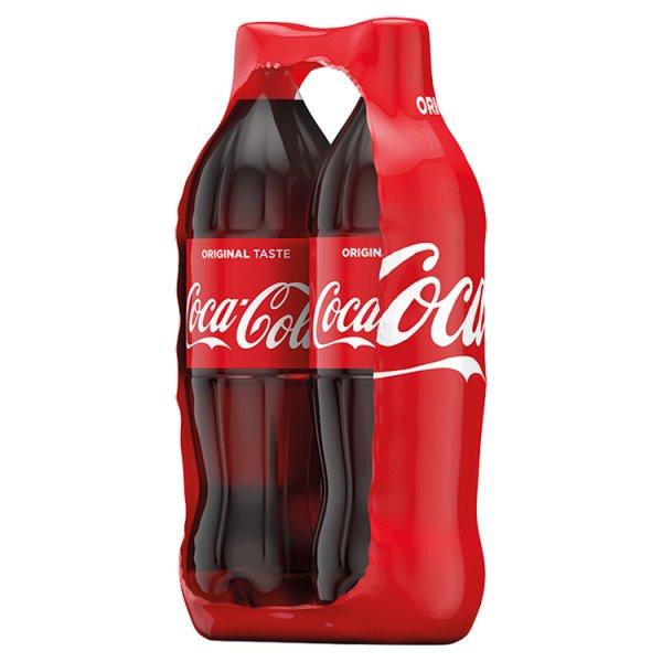 Coca-Cola butelka 2x1,5l