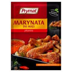 Prymat Marynata do mięs pikantna 20 g