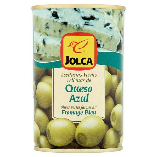 Oliwki Jolca z serem pleśniowym
