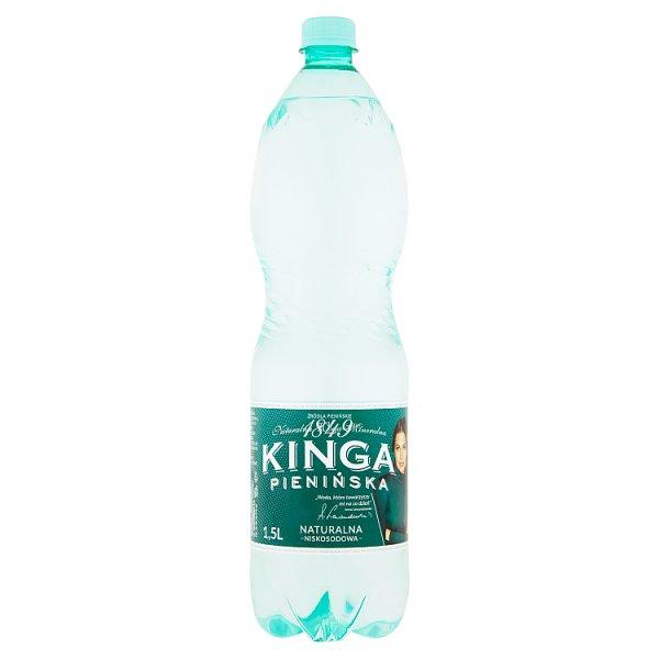 Kinga Pienińska Naturalna Woda Mineralna
