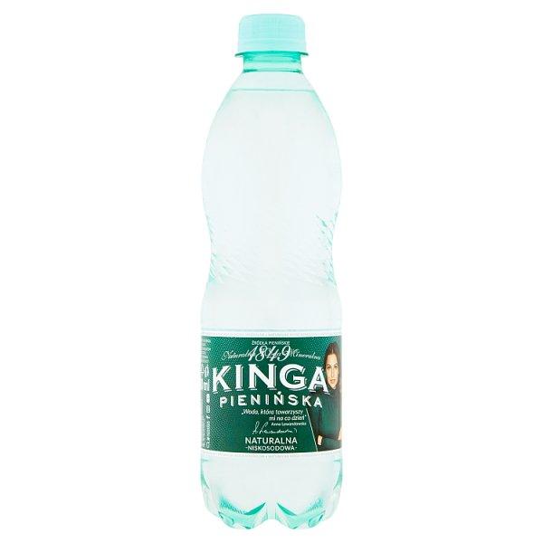 Kinga Pienińska Naturalna woda mineralna niskosodowa 500 ml