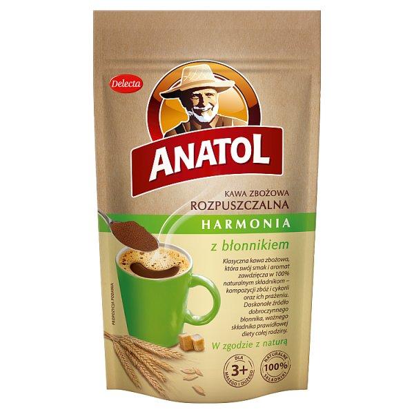 Kawa Anatol zbożowa klasyczna z błonnikiem