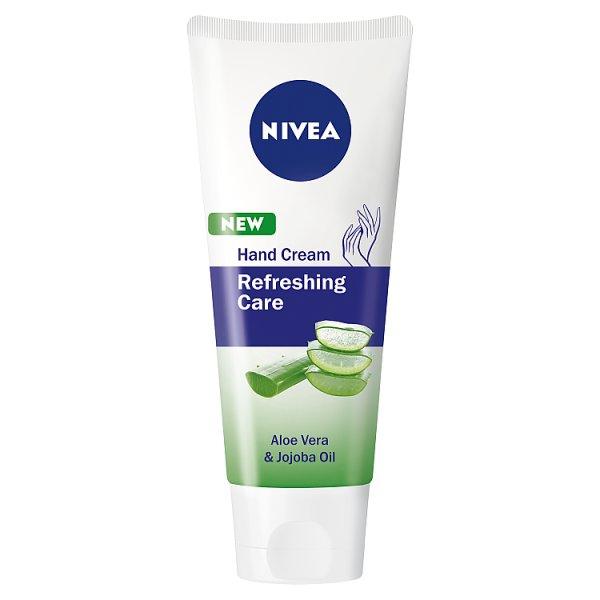 NIVEA Refreshing Care Orzeźwiający krem do rąk 75 ml