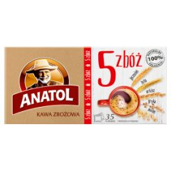 Kawa zbożowa anatol 5 zbóż express