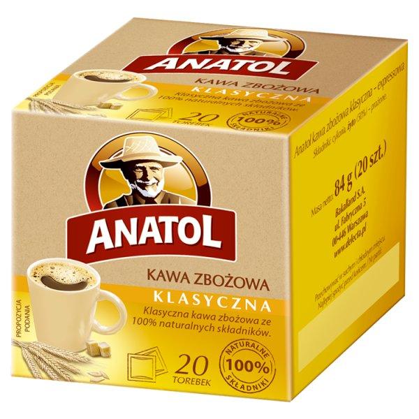 Kawa Anatol zbożowa klasyczna