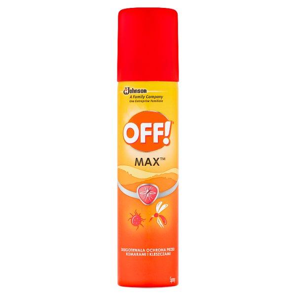 Off! active max aerozol / 100ml