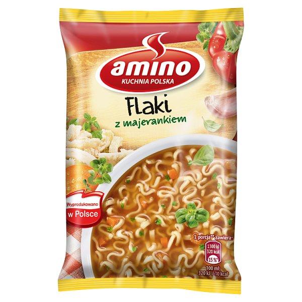 Zupa flaki Amino