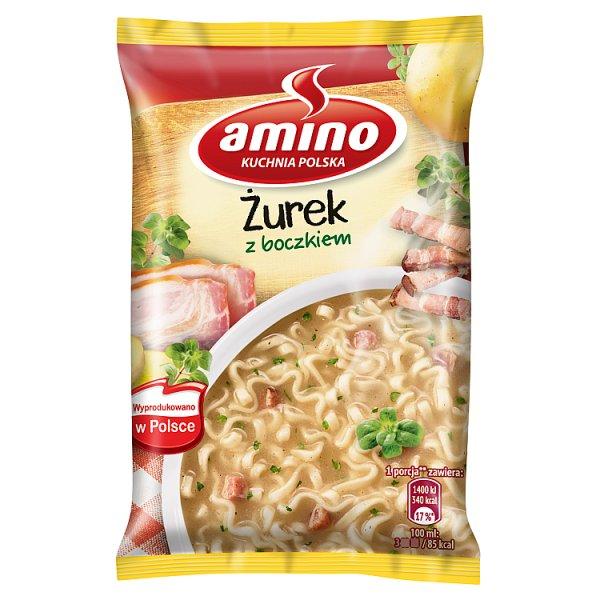 Zupa Żurek Amino