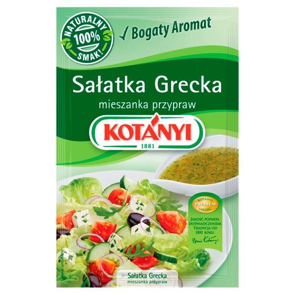 Kotányi Sałatka Grecka mieszanka przypraw 20 g