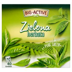 Herbata Big-Active zielona Gun Powder