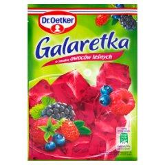 Galaretka Dr.Oetker owoce leśne