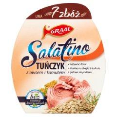 GRAAL Salatino 7 zbóż Tuńczyk z owsem i kamutem 150 g