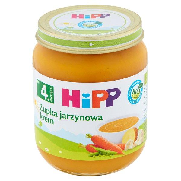 Zupka Hipp jarzynowa - krem