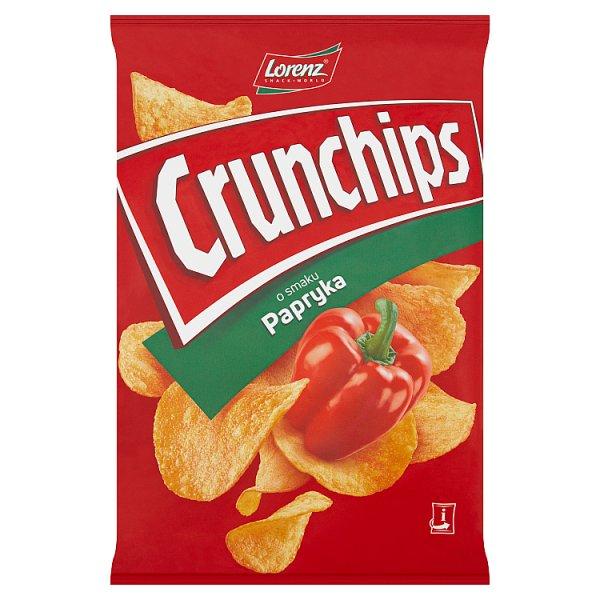 Chipsy Crunchips papryka