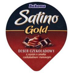 Deser Satino Gold czekoladowo - rumowy