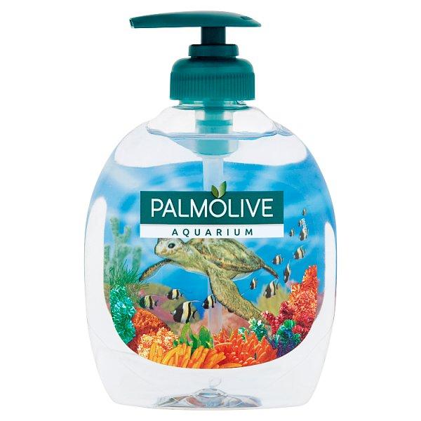 Mydło Palmolive aquarium