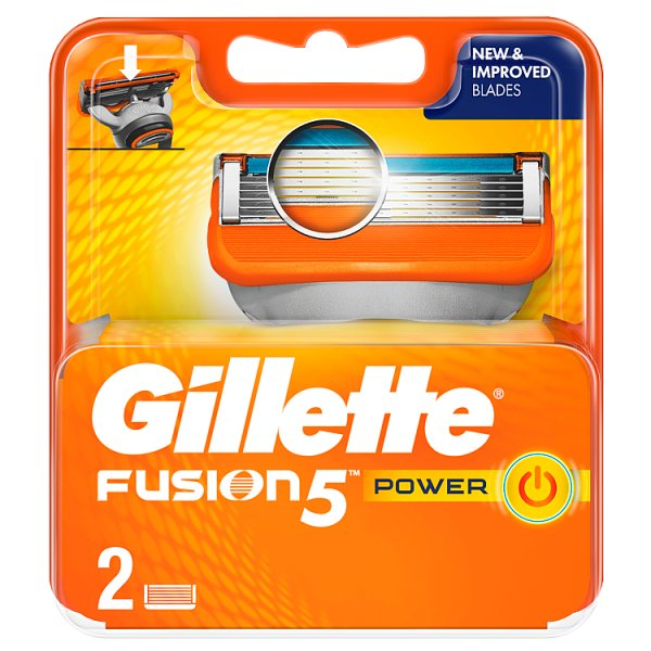 Wkłady Gillette Fusion Power/2szt