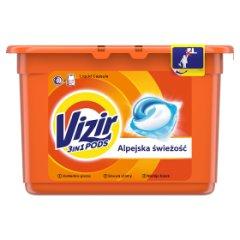 Kapsułki do prania Vizir alpine fresh