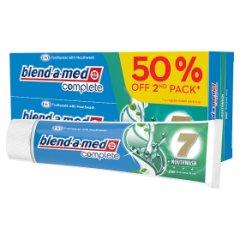 Blend-a-med complete 7 pasta mouthwash