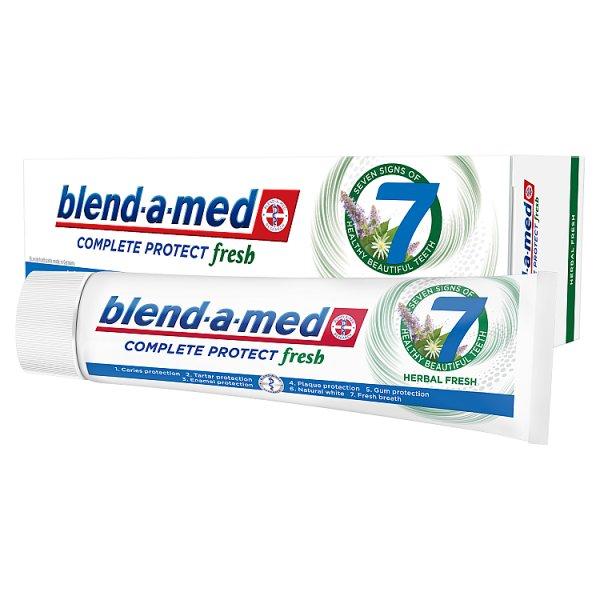 Blend-a-med Complete Protect 7 Herbal Fresh Pasta do zębów 100ml