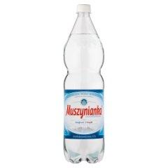 Woda Muszynianka gazowana 1,5l