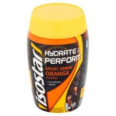 Koncentrat Isostar napój izotoniczny pomarańczowy