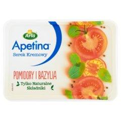 Apetina Serek Kremowy Pomidory i Bazylia