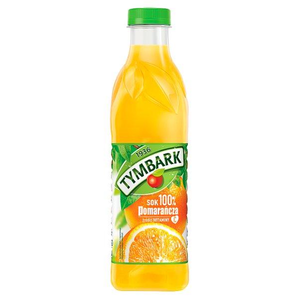 Sok Tymbark pomarańcza 100% classic pet