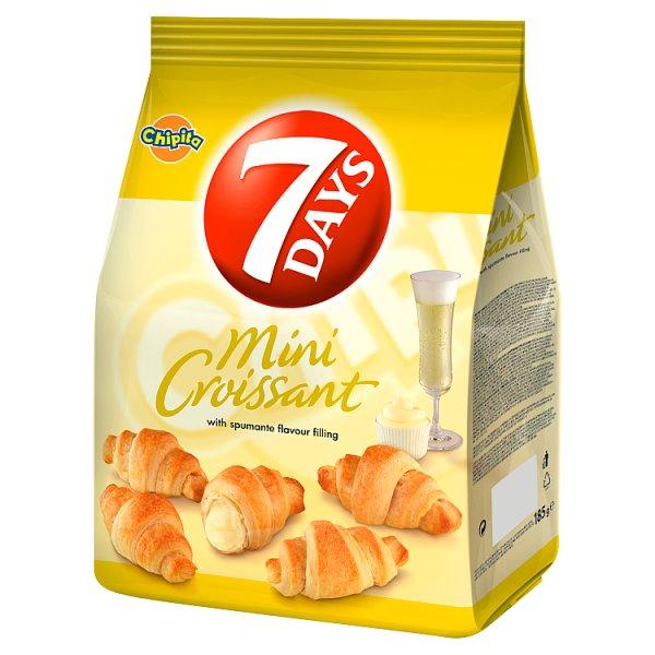 7 Days Mini Croissant z nadzieniem o smaku spumante