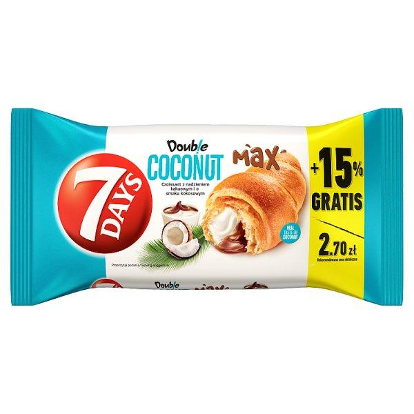 Rogalik 7 days max kakaowo-kokosowe