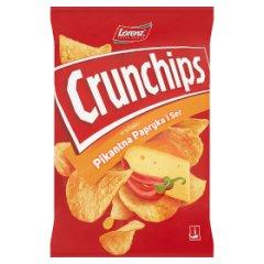 Chipsy Crunchips pikantna papryka&ser