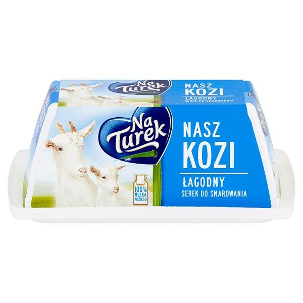 Serek Kozi NaTurek Nasz twarogowy