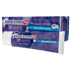 Pasta Blend-a-Med 3D White Luxe Healthy Shine