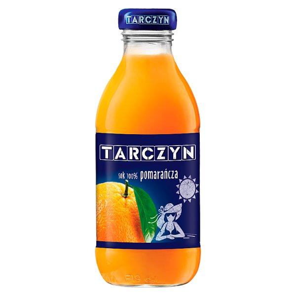 Sok Tarczyn pomarańczowy