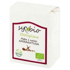 Mąka z nasion amarantusa ekologiczna Symbio