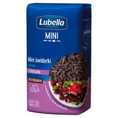 Makaron lubella mini świderki z czekoladą