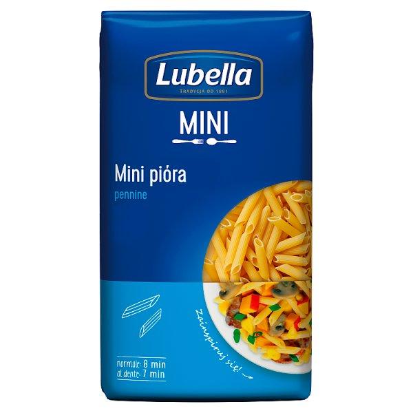 Lubella Makaron mini pióra pennine 400 g
