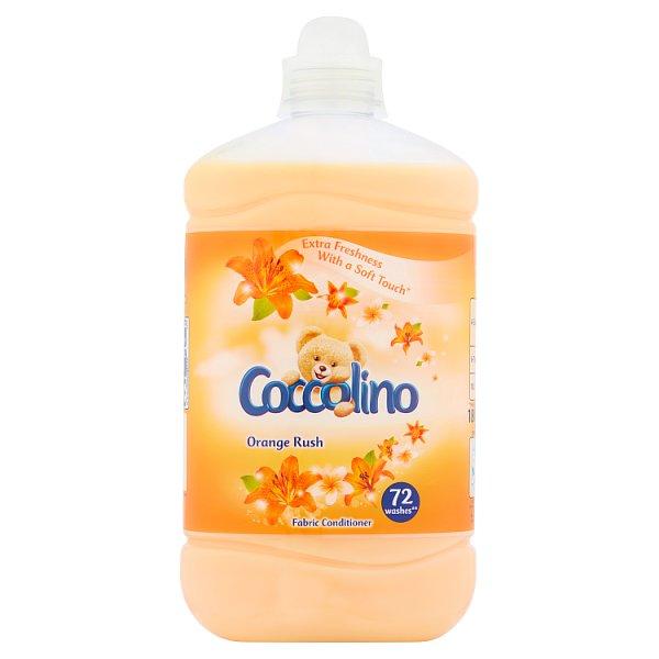 Koncentrat do płukania coccolino plyn orange