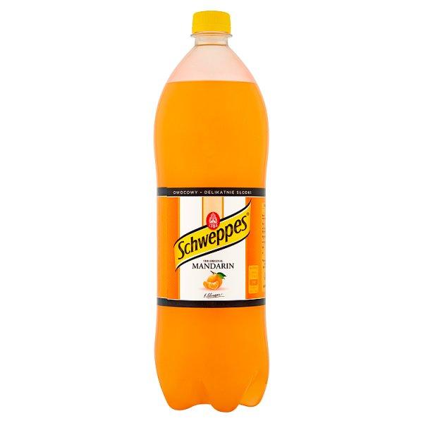 Napój gazowany Schweppes mandarin