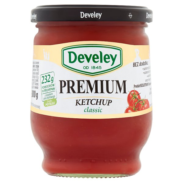 Develey Ketchup Premium classic 300 g