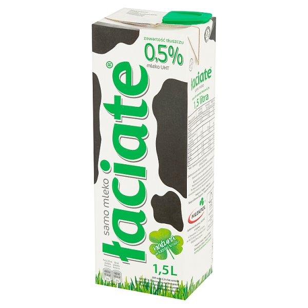 Mleko łaciate 0,5%